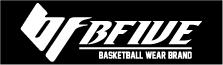 バスケユニフォームブランド B-Five