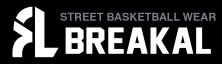 ストリートバスケユニフォームブランド BREAKAL